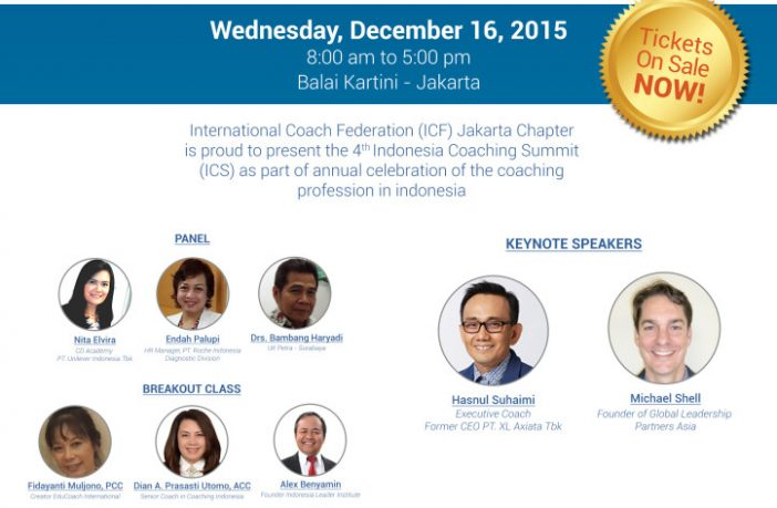indonesia coaching summit 2015